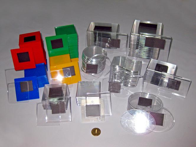 Акриловые заготовки для магнитов и брелков